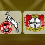 FC Köln - Leverkusen