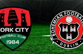 19.03.2018 Premier – Cork City vs. Bohemians
